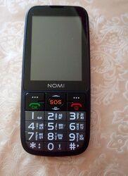 Кнопочный Мобильный телефон NOMI i281. Dual Sim. На гарантии.
