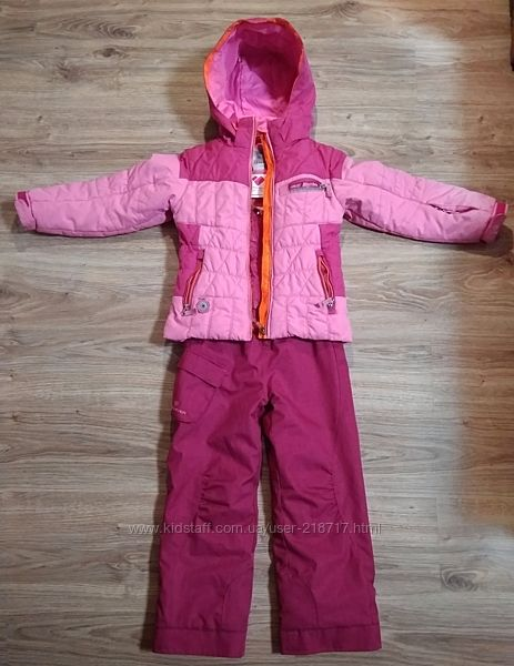 Obermeer комбинезон для девочки, размер 7 лет