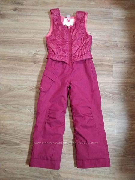 Obermeer полукомбинезон для девочки, размер 7 лет