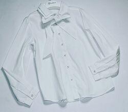 -20 скидка  Рубашка хлопковая To be Too  на 146 рост Италия