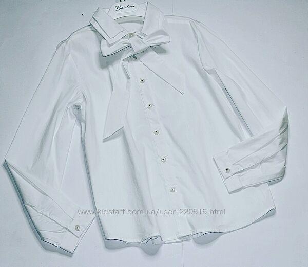 Рубашка хлопковая To be Too  на 146 рост Италия