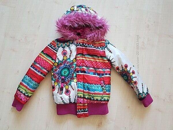 Демисезонная куртка Desigual