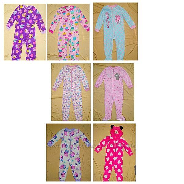Кигуруми, пижама, слип, человечек флисовая George. Размер 92-140