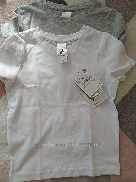 Комплект базовых футболочек  Bio хлопок Palomino