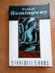 Хемингуэй Прощай оружие английская книга, английский
