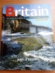 английская книга O&acuteDriscoll James Britain. The Country and its People