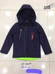 Классные дем куртки на мальчиков