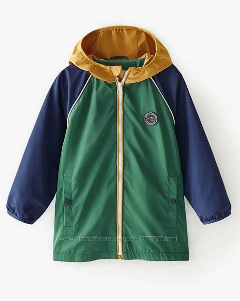 Куртка ветровка дождевик для мальчика подростка