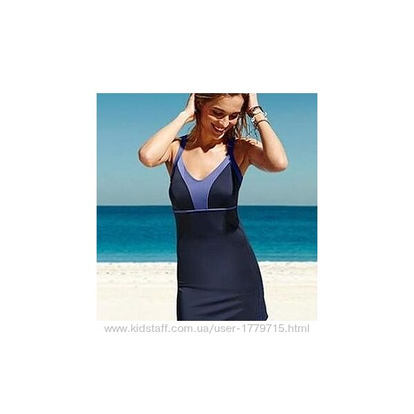 Пляжное платье , сарафан, туника для купания tcm tchibo германия 40 евро
