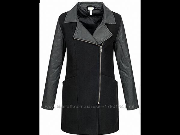 Пальто куртка жакет Adidas Neo шерсть оригинал