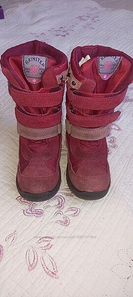 Зимові чоботи Naturino, 26 р, б/у