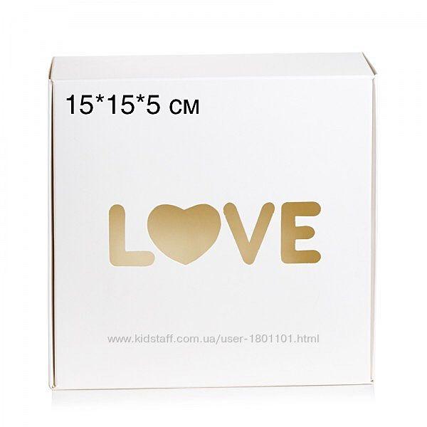 Подарочная коробка LOVE