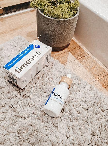 Сыворотка с гиалуроновой кислотой Hyaluronic Acid 100 Pure Serum   Timeles