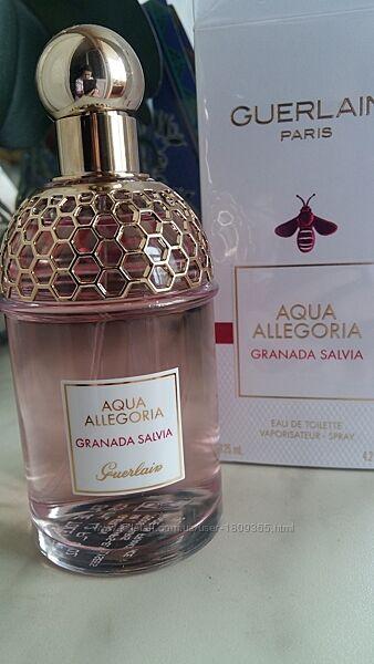 Guerlain Aqua Allegoria Granada Salvia Новинка