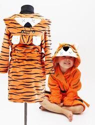 Халат Тигр - символ наступающего Нового Года