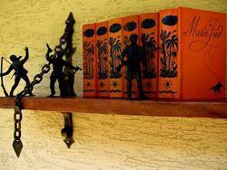 Майн Рид. Антикварное собрание сочинений в 6 томах. -ДЕТГИЗ, 1956 г.