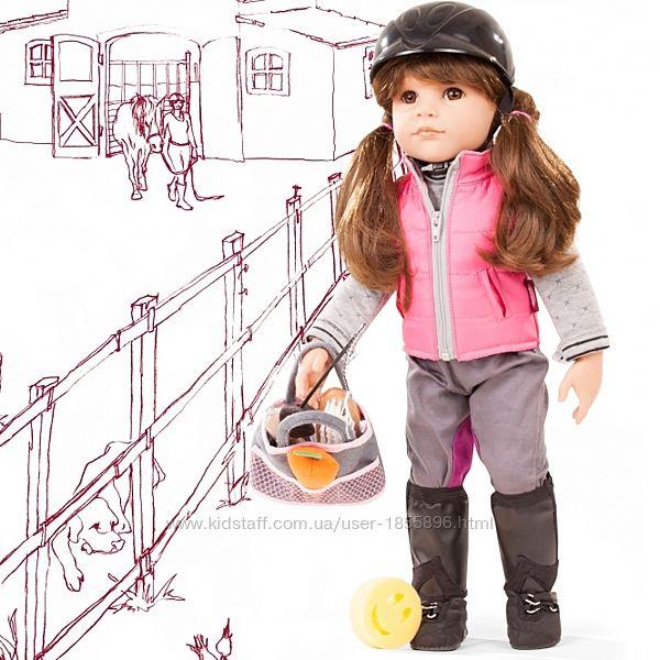 Кукла Hannah наездница Gotz, 50 см