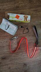 Светодиодный поводок для собак Zoofari