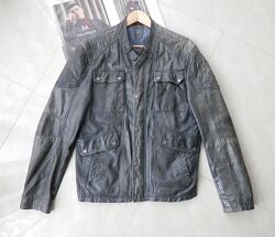 Брендова куртка Gipsy кожа шкіра оригінал Dutti Kors Baker