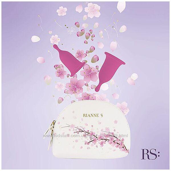 Менструальные чаши RIANNE S Femcare - Cherry Cup, экономия на прокладках