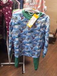 Байковая пижама Bembi, 98, 104, 110, 116, 122, 128, 134
