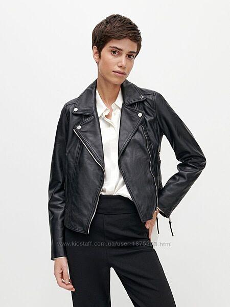 Кожаная куртка косуха s шкіряна куртка