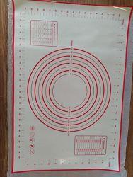 Силиконовый коврик для теста и запекания 40х60