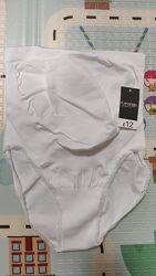 Трусики для беременных, трикотажный бандаж, поддерживающие, М