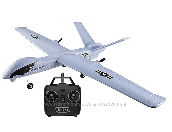 Радиоуправляемый самолет дрон Predator Z51
