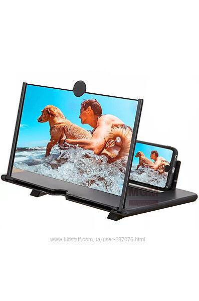 Подставка для телефона с линзой Enlarged Screen