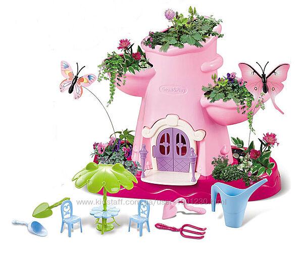 Набор для выращивания растений BokaiToys Magical Garden Cottage Волшебны