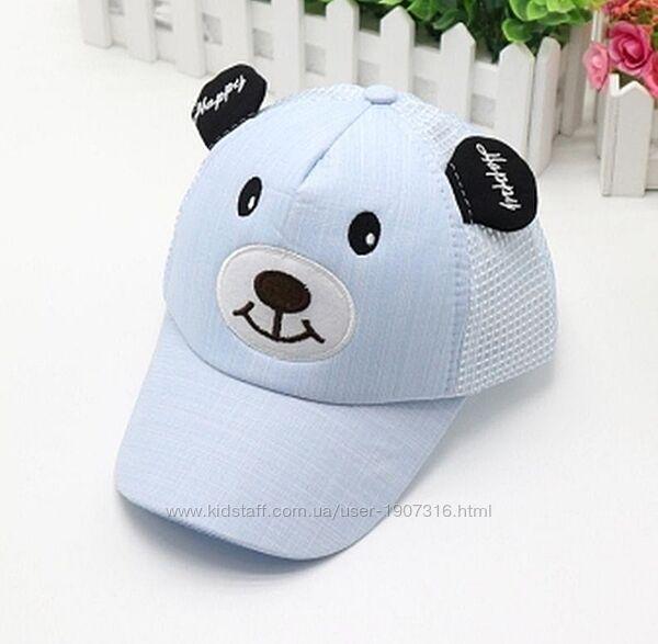 бейсболка детская кепка шляпа головной убор