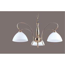 Люстра подвесная на 3 плафона. - LED Лампочки в Подарок