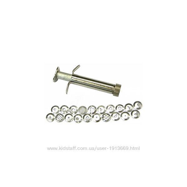 Экструдер шприц для полимерной глины металлический