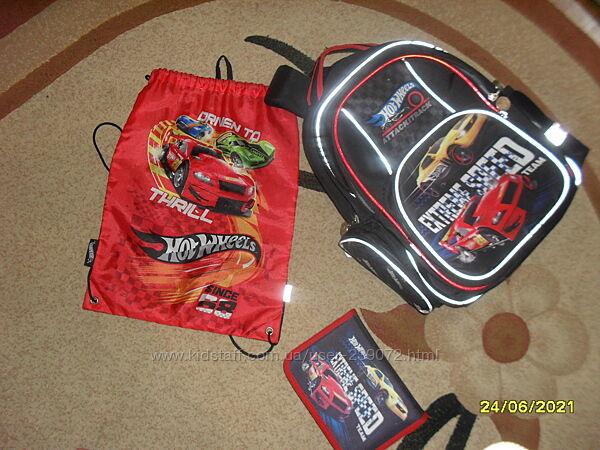 рюкзак KITE сумка для обуви пенал комплект для 1-4 класа