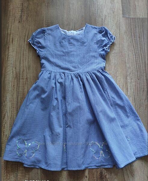 Платье 122см. Topolino