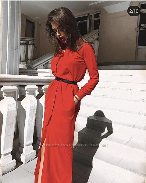 Идеальное платье рубашка