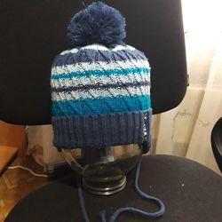 Продаю тёплую детскую шапку