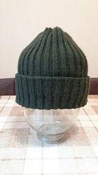 Продаю теплую вязаную шапку