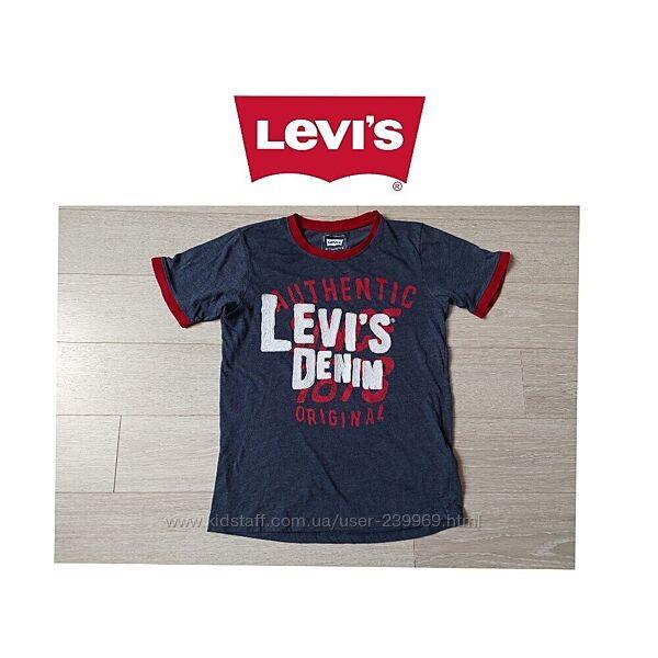 Футболка Levis на 10-12 лет р.146-152 см.