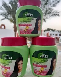 Маска для волос Vatika яйцомед