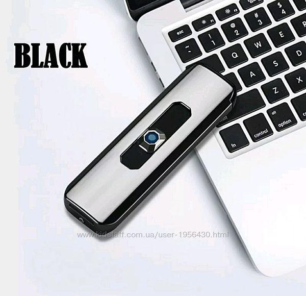 USB Зажигалка Спиральная LIGHTER FIRE, Юзб Запальничка