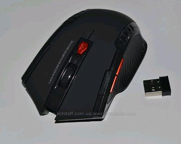 Геймерская Беспроводная Компьютерная Мышка