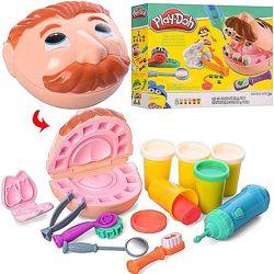 Набор для лепки Play Doh Стоматолог