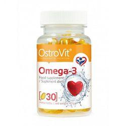 OSTROVIT OMEGA 3 30 CAPS