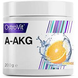 Предтренировочный комплекс OstroVit A-AKG 200G orange