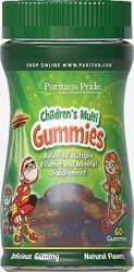 Детский витаминный комплекс Multivitamins and Mineral Gummies 60 т