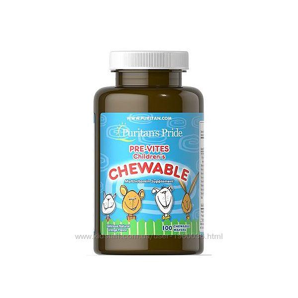 Детский витаминный комплекс Pre-Vites Children&acutes Multivitamin