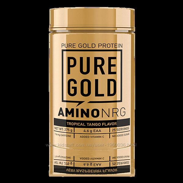Amino NRG комплекс обеспечивает необходимую энергию и импульс