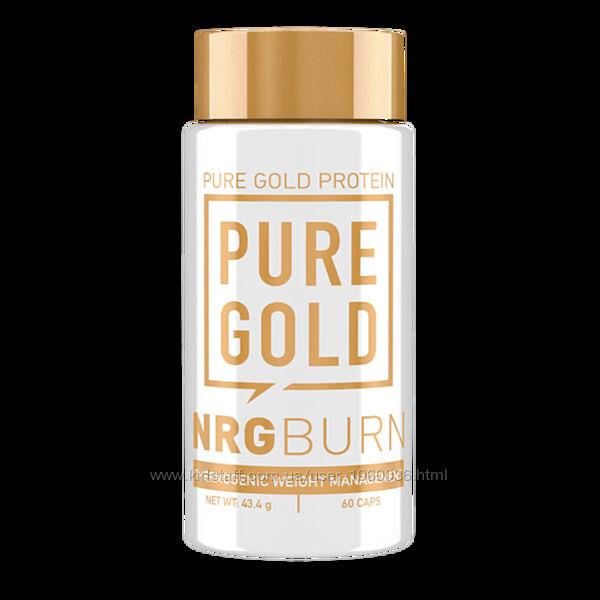 Жиросжигатель NRG Burn комплексное управление весом